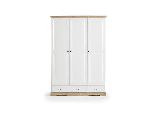 Steens Rouven 3 Door 2 Drawer Wardrobe