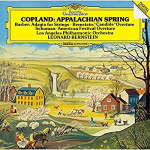 copland's national work appalachian spring In 1942, aaron copland was commissioned to write a score for the  choreographer martha graham dance and music in america have never been  the same.