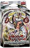 Konami - Jccygo216 - Jeu De Cartes - Deck De Structure Yu-gi-oh! Révolution Cyber Dragon