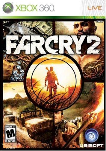 Far Cry 2 ubisoft far cry 4 специальное издание русская версия