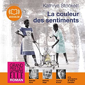 La couleur des sentiments Audiobook