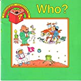 img - for Who? A Question Book from Discovery Toys, No. 327 book / textbook / text book