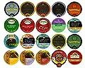20-count TEA Single Serve Cups for Keurig K Cup Brewers Variety Pack Sampler