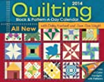 Quilting Block & Pattern-a-Day 2014 C...