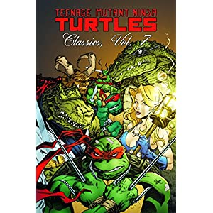 Teenage Mutant Ninja Turtles Classics 7