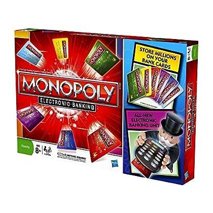 Monopoly Electronic Banking Gra online bestellen
