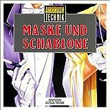 Airbrush-Technik, Maske und Schablone - Judy Martin