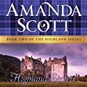 Highland Secrets (       UNABRIDGED) by Amanda Scott Narrated by Carolyn Bonnyman