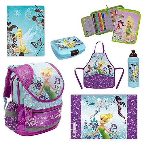 Schulranzen Set Disney Fairies Tinkerbell 2-teillig Turnbeutel Ars jetzt bestellen