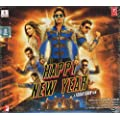HAPPY NEW YEAR (Bollywood Soundtrack CD) 2014 - Shah Rukh Khan, Deepika Padukone, Abhishek Bachchan