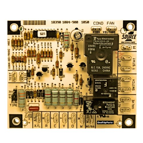 DEFROST CONTROL BOARD ONETRIP PARTS® DIRECT REPLACEMENT FOR YORK COLEMAN EVCON LUXAIRE FRAZIER JOHNSON AIRPRO OEM PART S1-03101954000