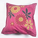 Kantha Pillow Case