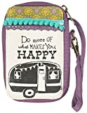Natural Life Everyday Cosmetic Bag, Camper Do More