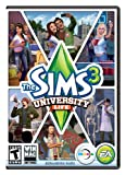 Digital Video Games - The Sims 3: University Life [Download]