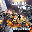 Barbarians at the Gates: The Decline and Fall of the Galactic Empire, Book 1 Audiobook by Christopher G. Nuttall Narrated by Tim Gerard Reynolds