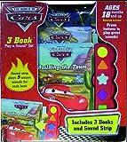 echange, troc Disney Pixar - Cars : Coffret 3 volumes : Vive Radiator Springs ! A toute vitesse ! Vision de nuit