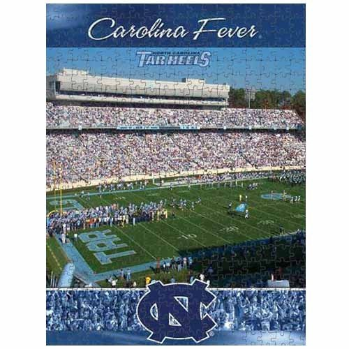 Cheap Fun Racing Reflections Unc Tar Heels 18X22 550 Piece Jigsaw Puzzle (B002QW0DWA)