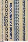 img - for Borders for embroidery; book / textbook / text book