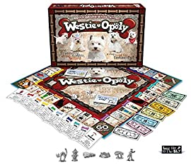 Westie-Opoly (New Smaller Package.)