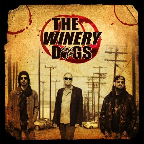 Winery Dogs by Winery Dogs (2013) Audio CD