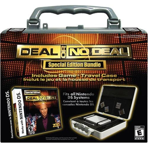 Deal or No Deal: Anniversary Edition with Case - Nintendo DS