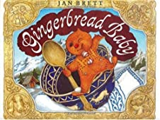 Cover of &quot;Gingerbread Baby&quot;