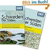 DuMont Reise-Taschenbuch Reiseführer Schweden, Der Süden