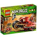 Lego Ninjago Kai's Blade Cycle - 9441