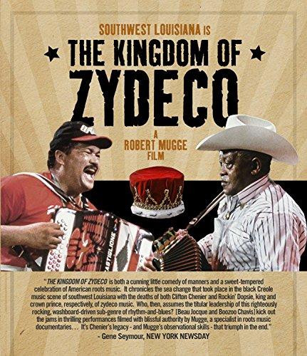 Kingdom Of Zydeco, The [Blu-ray]