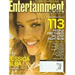 Entertainment Weekly June 30/July 7 2006 - Jessica Alba, Christina Aguilera, Russell Crowe (#884/885) book cover