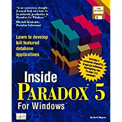 Inside Paradox for Windows