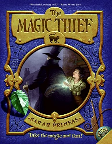 The Magic Thief, Book One (Magic Thief (Quality))