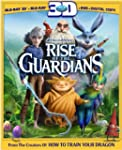 Rise of the Guardians [Blu-ray 3D + B...