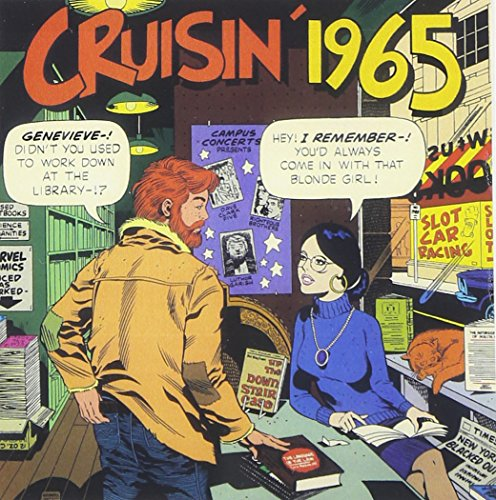 Original album cover of Cruisin 1965 by Cruisin'