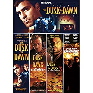 Miramax From Dusk Till Dawn Collection: From Dusk Till Dawn / Full-Tilt Boogie / From Dusk Till Dawn 2: Texas Blood Money / From Dusk Till Dawn 3: The Hangman's Daughter