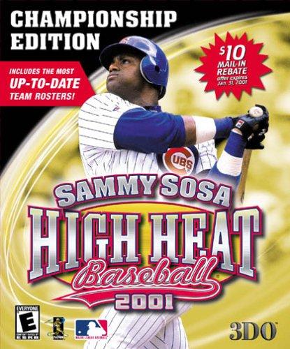 Sammy Sosa High Heat Baseball 2001 Championship Edition