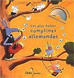echange, troc Saillard, Latyk - Les plus belles comptines allemandes (1 livre + 1 CD audio)