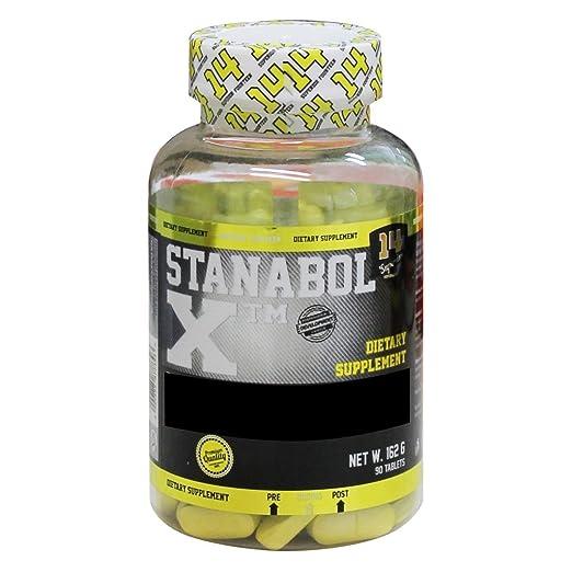 SUPERIOR14 StanabolX Dose 90 Tabletten