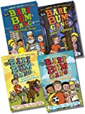 The Bare Bum Gang Collection - 4 Books RRP £20.96 (The Bare Bum Gang and the Football Face-Off; The Bare Bum Gang Battles the Dogsnatchers; The Bare Bum Gang and the Valley of Doom; The Bare Bum Gang and the Holy Grail) Anthony McGowan