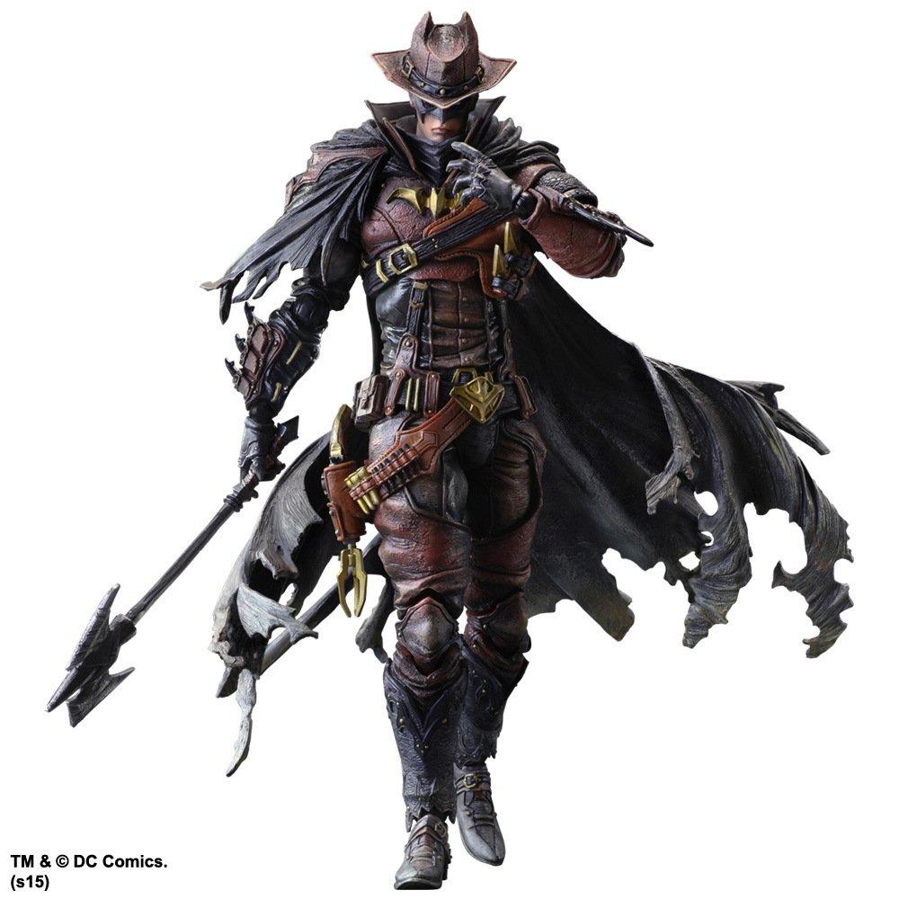 SK-SQEX PA Wild West Cowboy Änderung DC Comics Batman Animationsmodell online kaufen