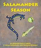 img - for Salamander Season book / textbook / text book