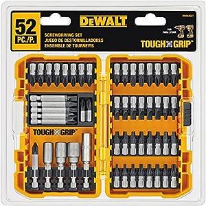 DEWALT DW TG 52-Piece Screwdriver Bit