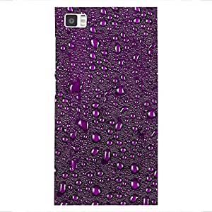 Back cover for Xiaomi Mi3 Water Droplets