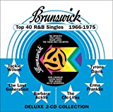 echange, troc Various Artists - Brunswick Top 40 R&B Singles 1966-1975