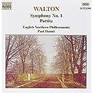 Walton : Symphonie n� 1 - Partita