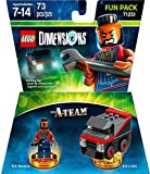 Warner Home Video - Games LEGO Dimensions, A Team Fun Pack - Not Machine Specific