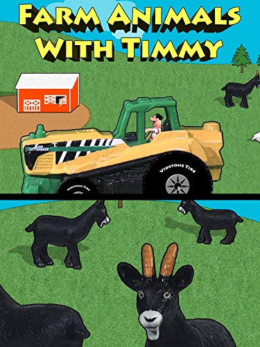 Farm Animals With Timmy Uppet