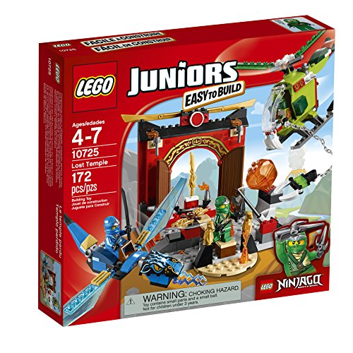 2016 Hot Toy List: Rated Kid-Tested and Parent-Approved (Parents Magazine / Amazon) 2016 Hot Toy List: Rated Kid-Tested and Parent-Approved (Parents Magazine / Amazon) LEGO Juniors Lost Temple 10725