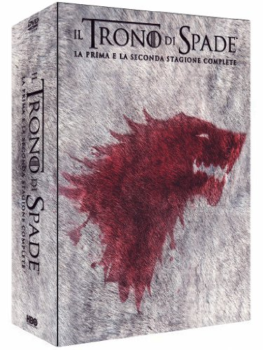 Il trono di spade Stagione 01-02 [10 DVDs] [IT Import]