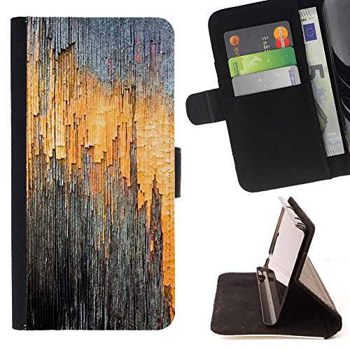 momo-phone-case-wallet-leather-case-cover-with-card-slots-yellow-paint-meaning-deep-wood-grain-motor